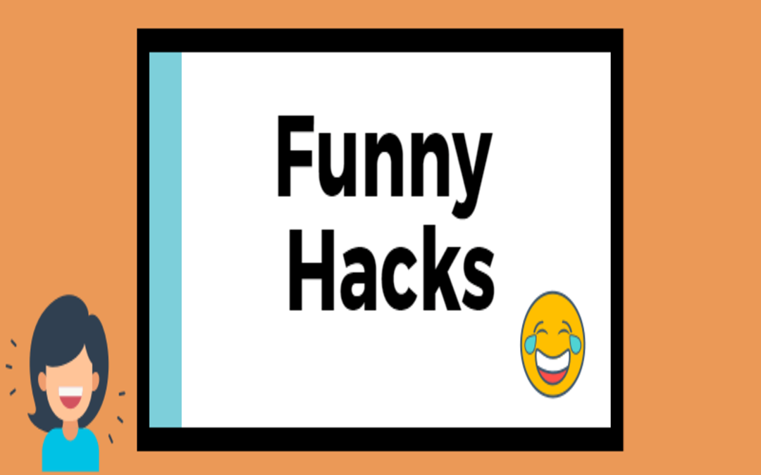 Heckin Funny Hacks