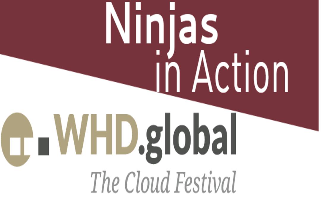 Ninjas @ WHD global 2017