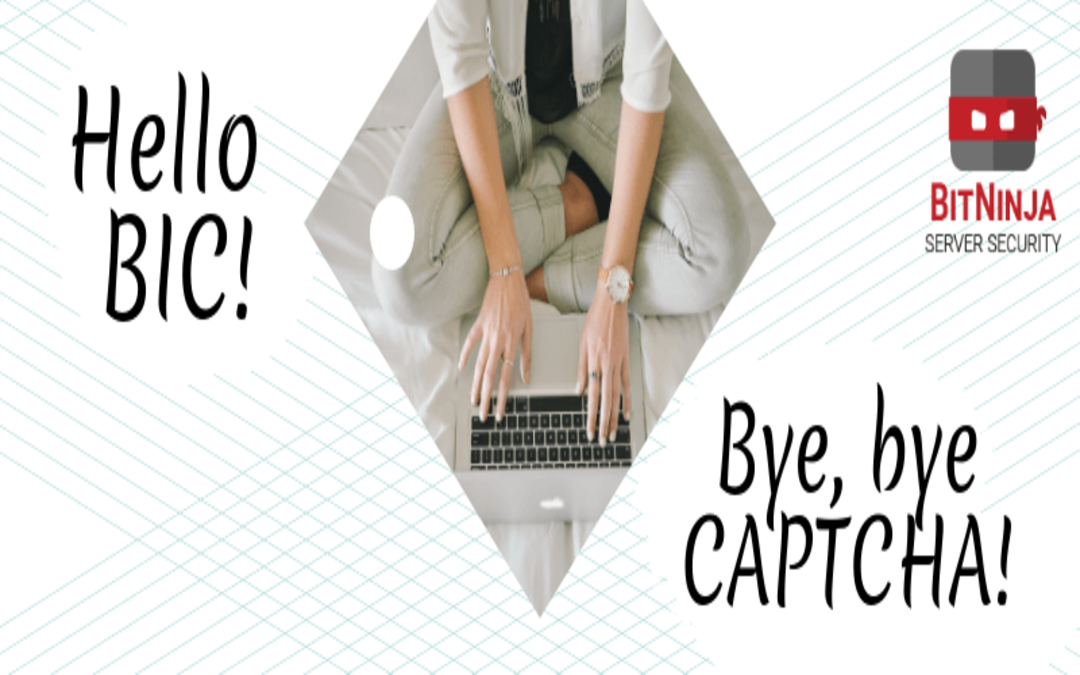 Hot new feature – Goodbye CAPTCHA! Hello Browser Integrity Check!