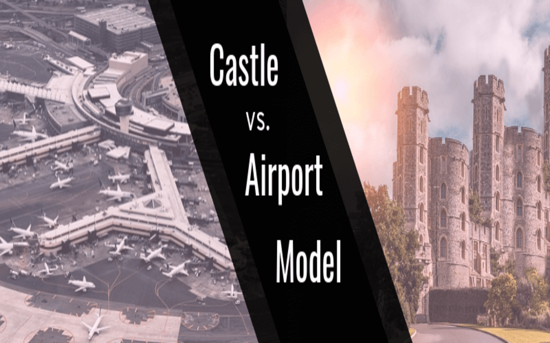 Castle Vs Airport Model in security