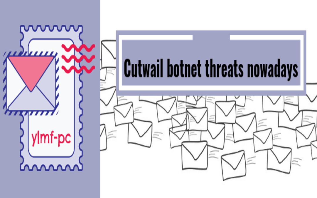 Old botnets aren't harmless – the presence of Cutwail botnet nowadays