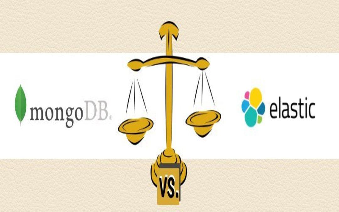 MongoDB vs. Elasticsearch