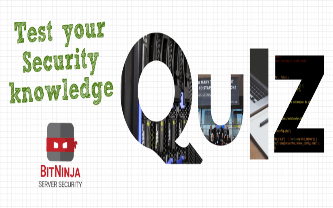 Test your security knowledge