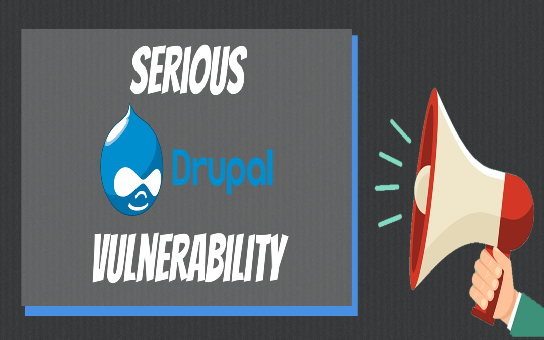Serious Drupal vulnerability alert! How to virtual patch it with BitNinja WAF?