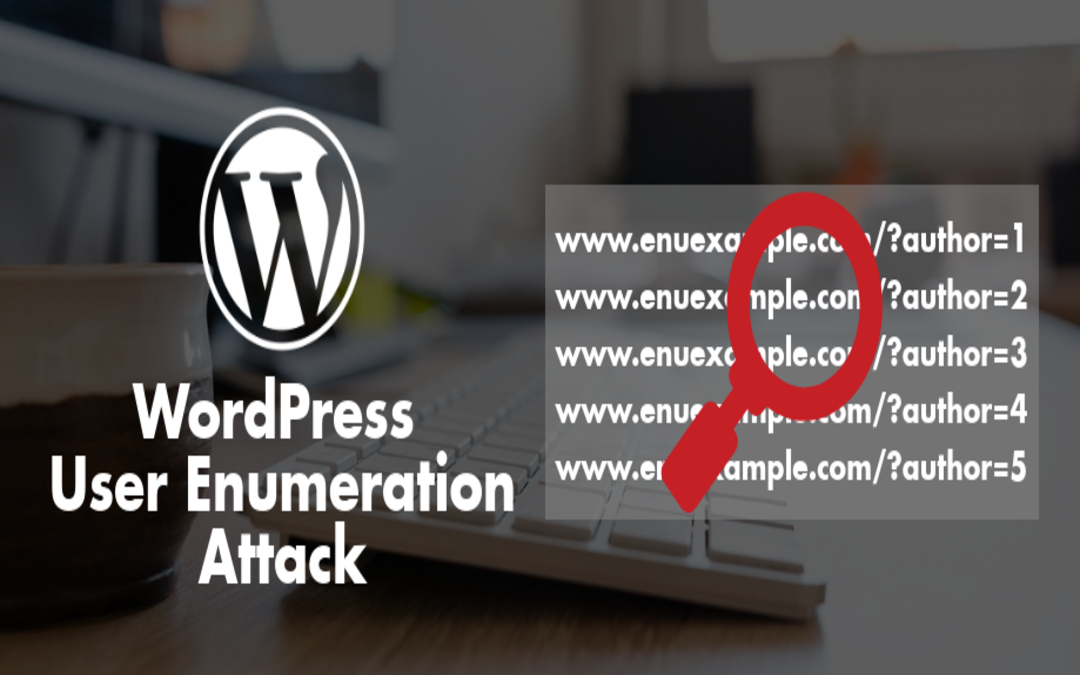 WordPress User Enumeration Attack in Focus