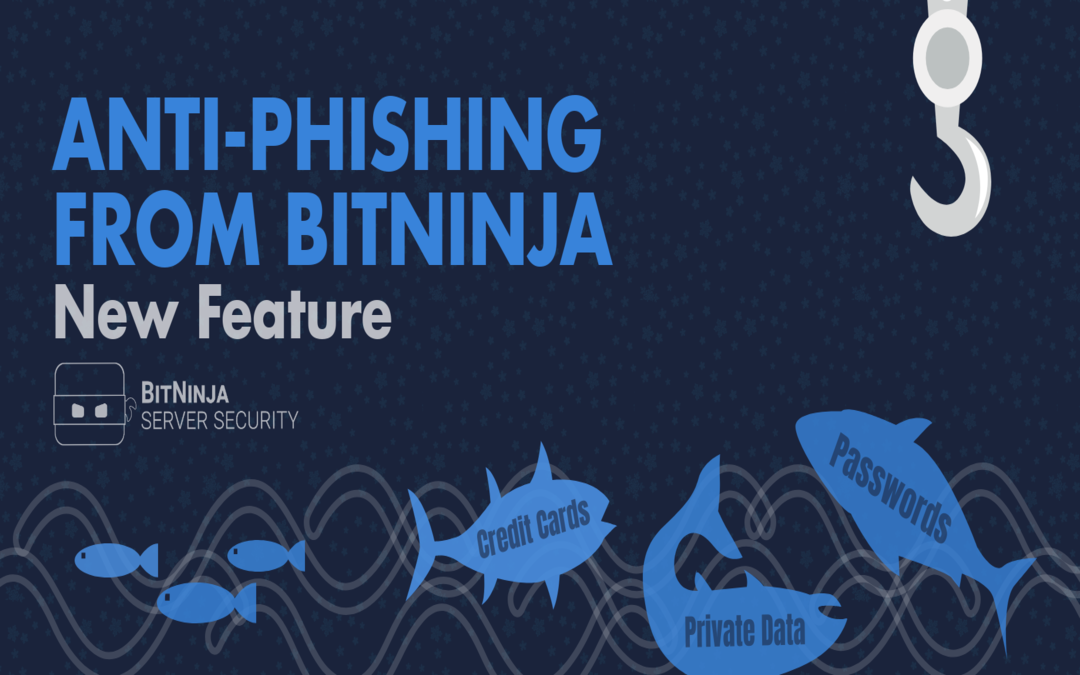 New security feature against phishing sites
