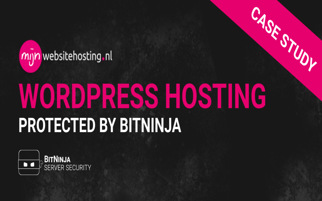 WordPress Hosting Protected by BitNinja – Case Study with Mijn Websitehosting