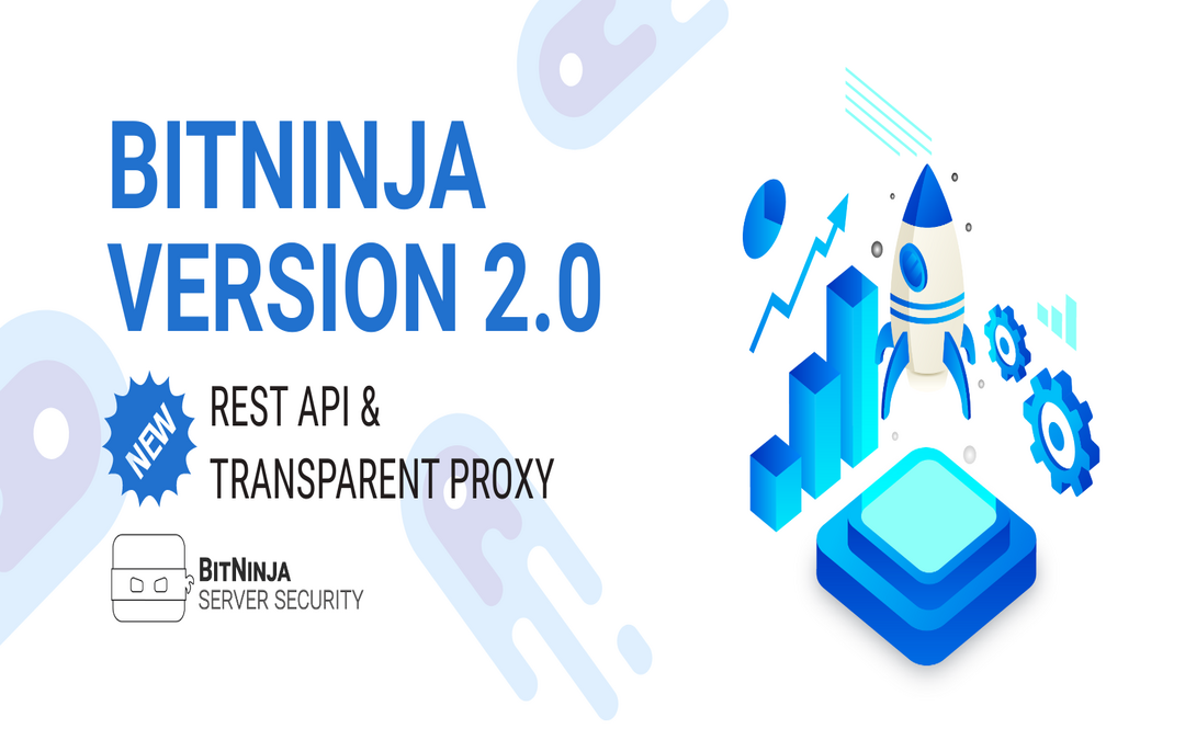 New chapter in BitNinja's life – Version 2.0.0 is here