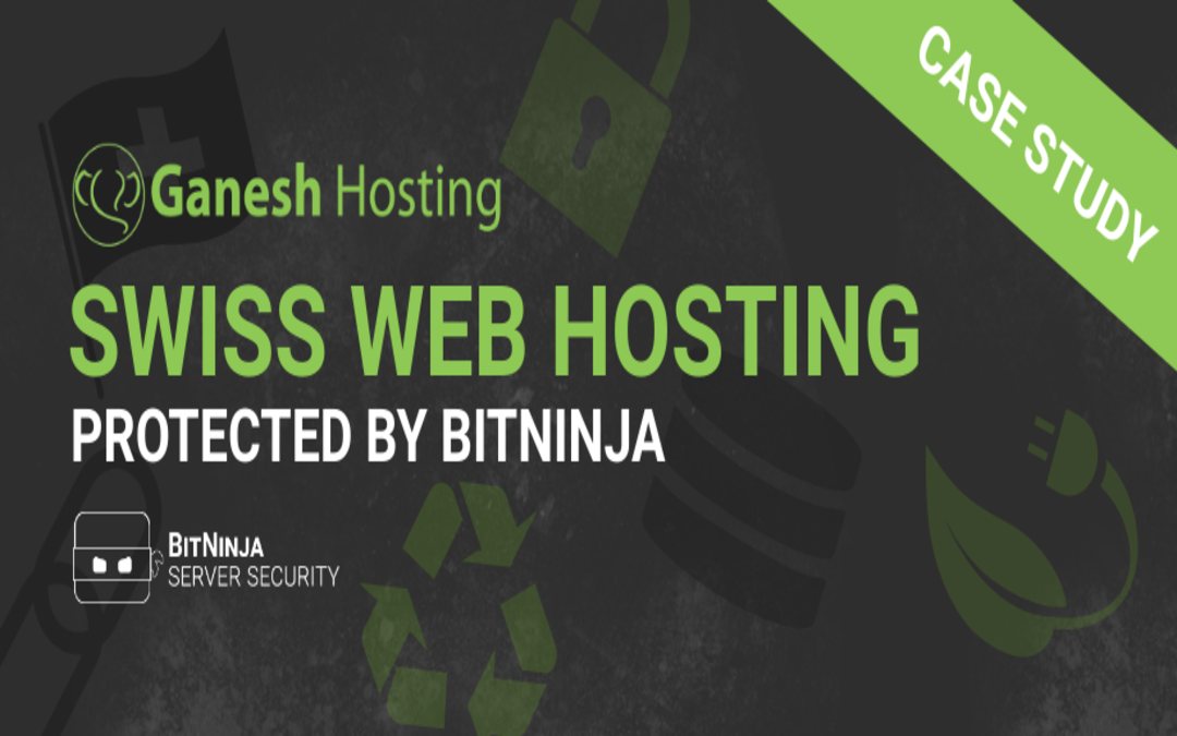 Case study – Swiss Web Hosting Company Protected by BitNinja