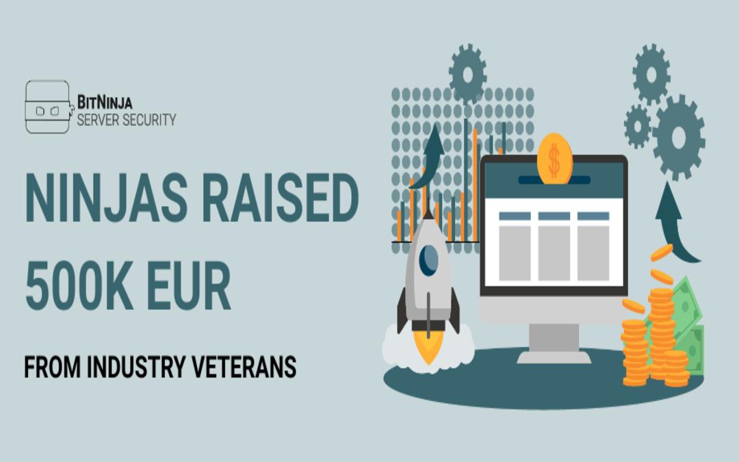 BitNinja Raised 500k EUR from Industry Veterans to Make the Internet Safer
