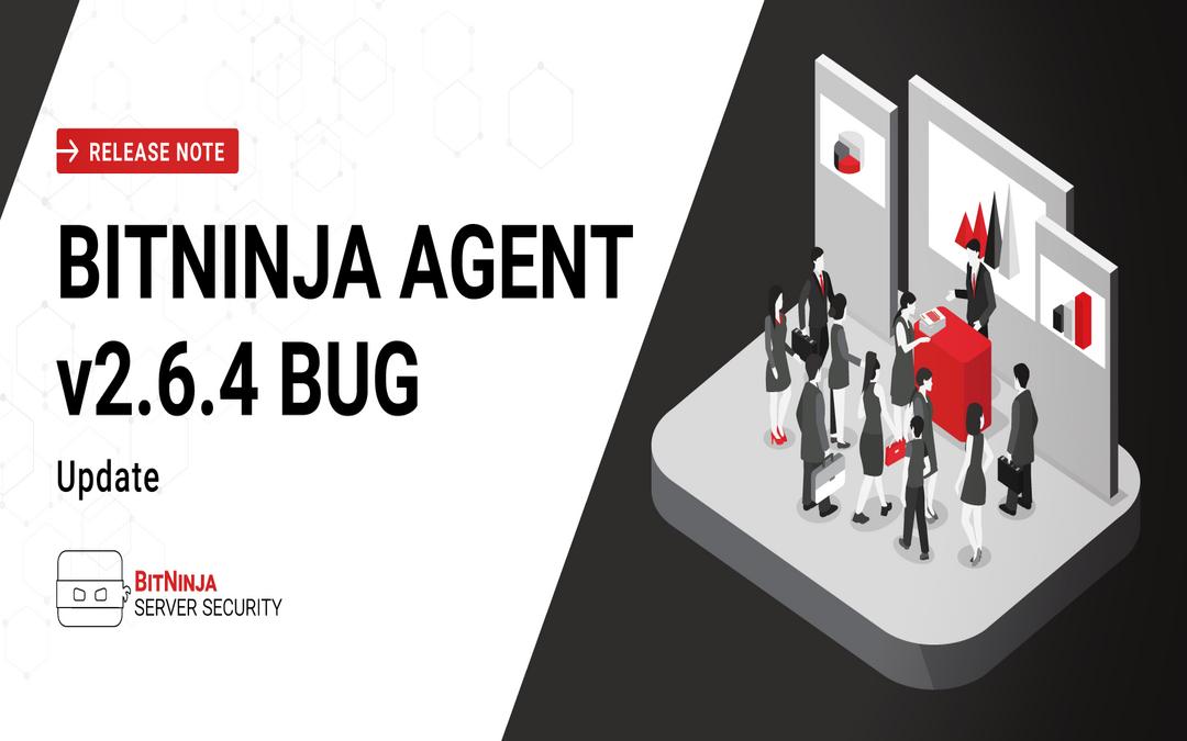 BitNinja Agent v2.6.4 Bug – Update