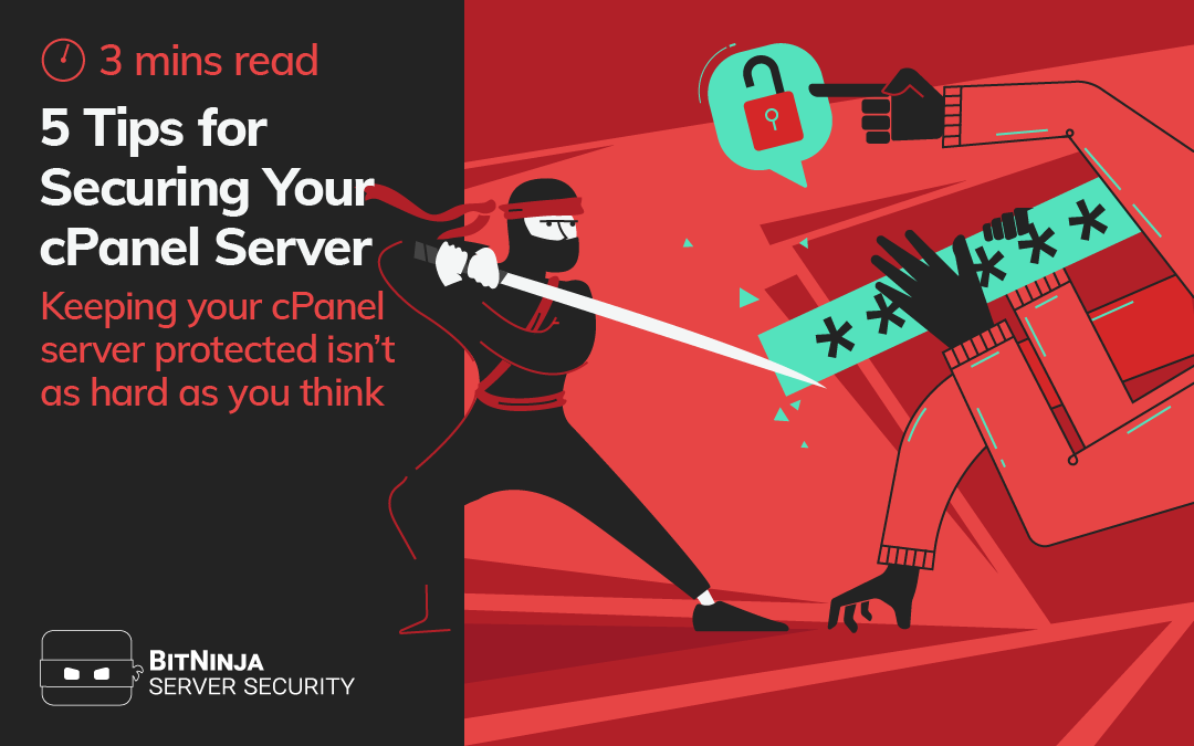 5 Tips for Securing Your cPanel Server
