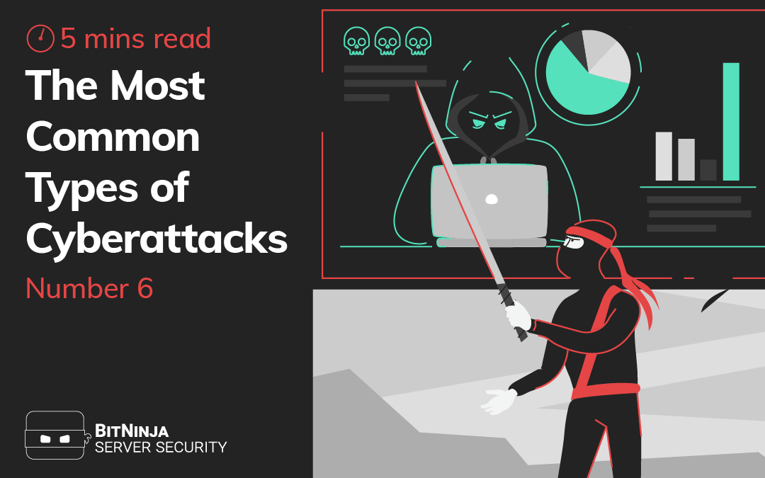 The Most Common Types of Cyberattacks #6 – Cross-site Scripting (XSS) Attacks