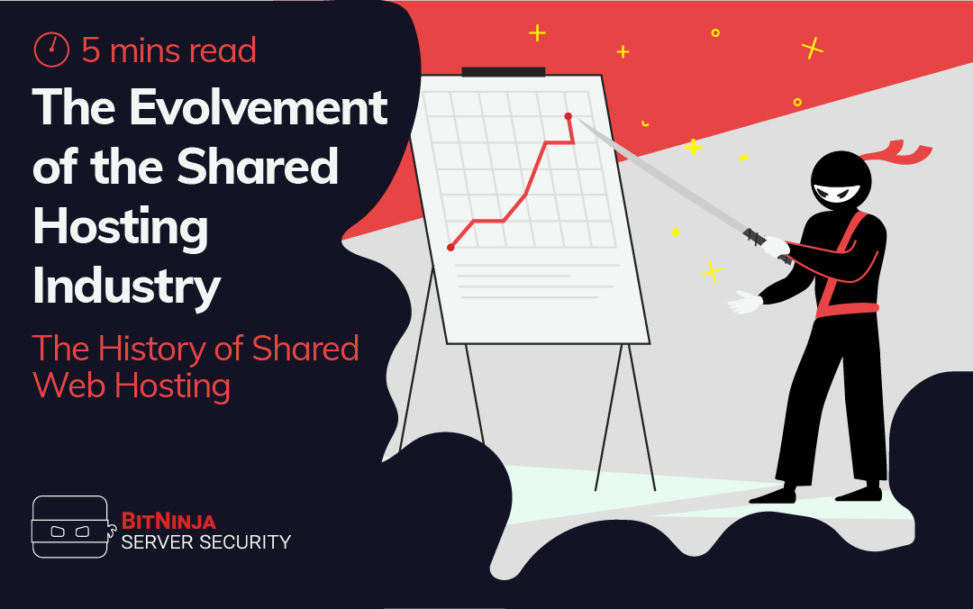 The Evolvement of the Shared Hosting Industry