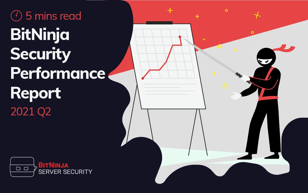 2021 Q2 Cybersecurity Performance Report by BitNinja