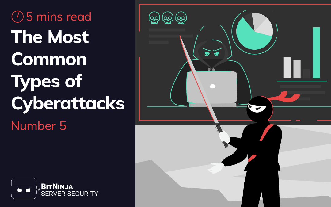 The Most Common Types of Cyberattacks #5 – Man-In-The-Middle Attacks