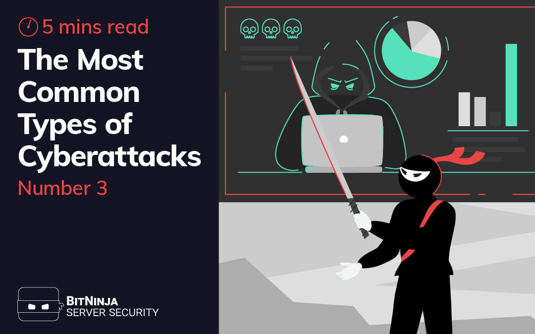 The Most Common Types of Cyberattacks #3 – Brute Force Attacks