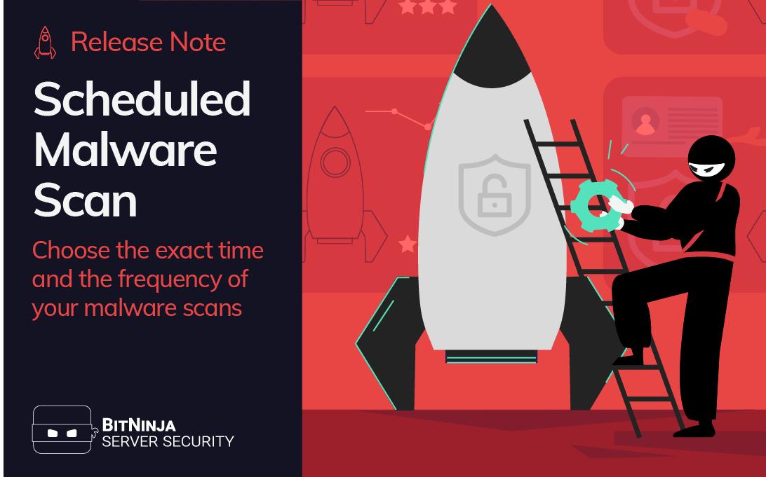 Scheduled Malware Scan